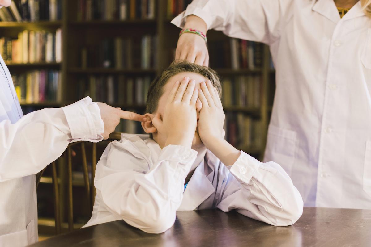 Cómo detectar y actuar contra el bullying